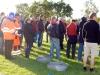 Demonstration av slamsugningspump till Truxorn 2012-09-19, foto Ove Lindh